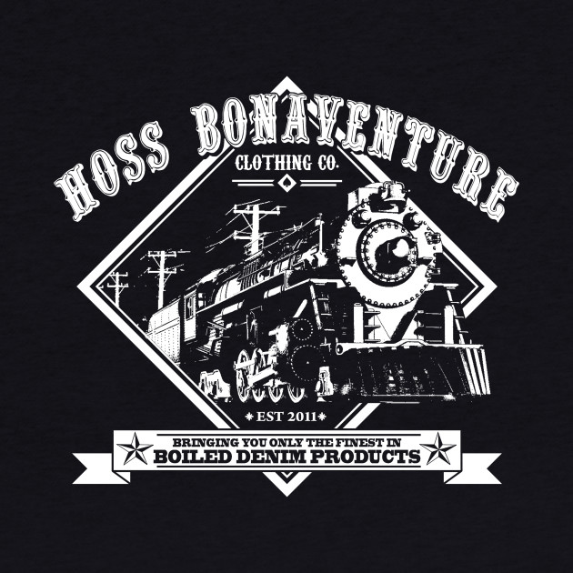 Hoss Bonaventure's Boiled Denim Products