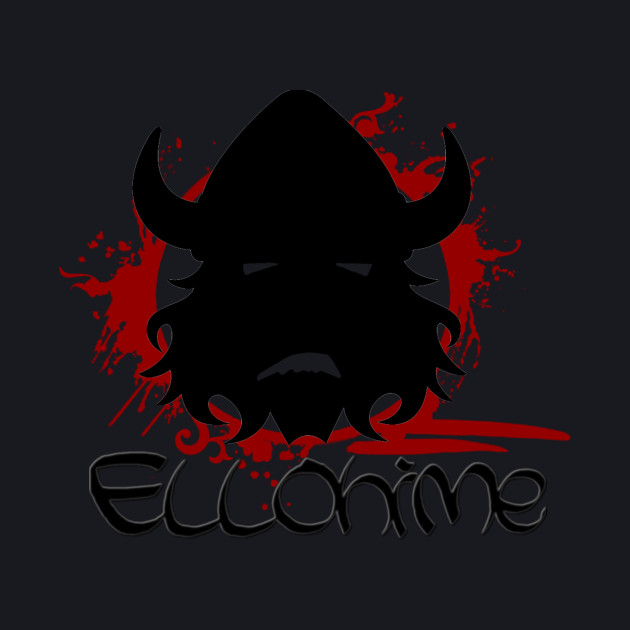 Original Ellohime Viking T-Shirt