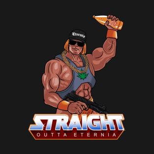 Straight Outta Eternia t-shirts