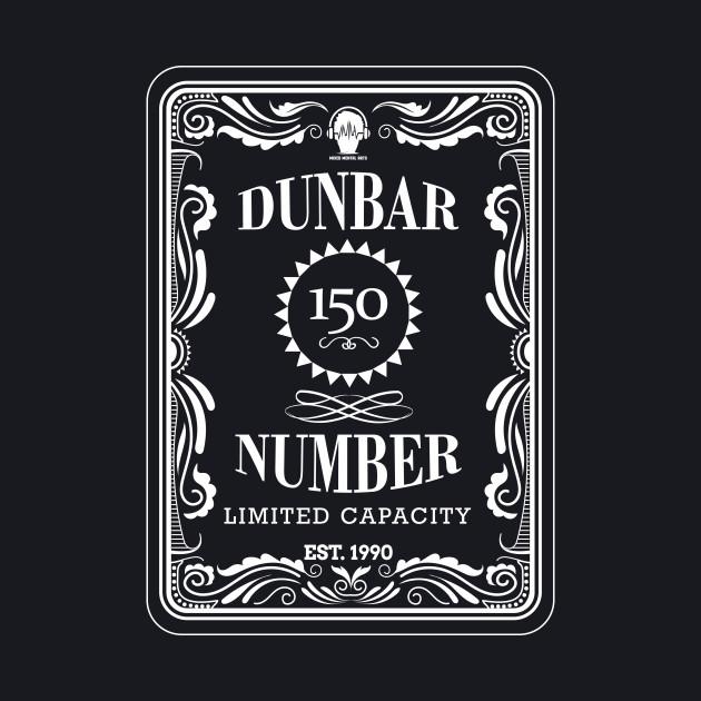 Dunbar Number - Mixed Mental Arts