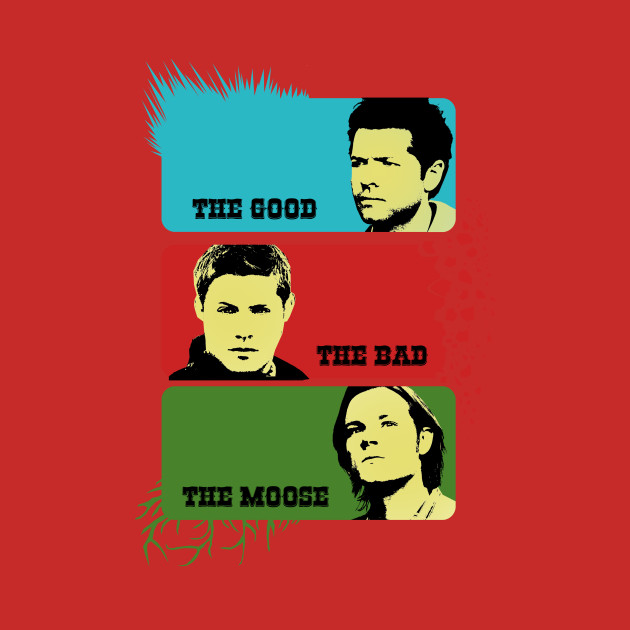 The Good The Bad The Moose