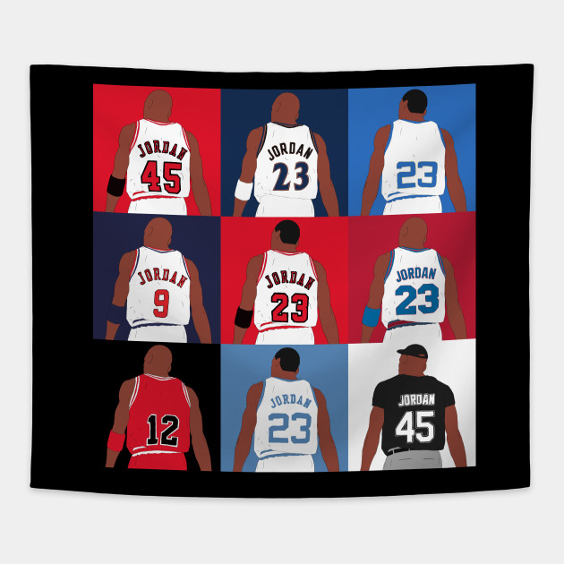 outlet store b57dd 5feaa Michael Jordan Grid