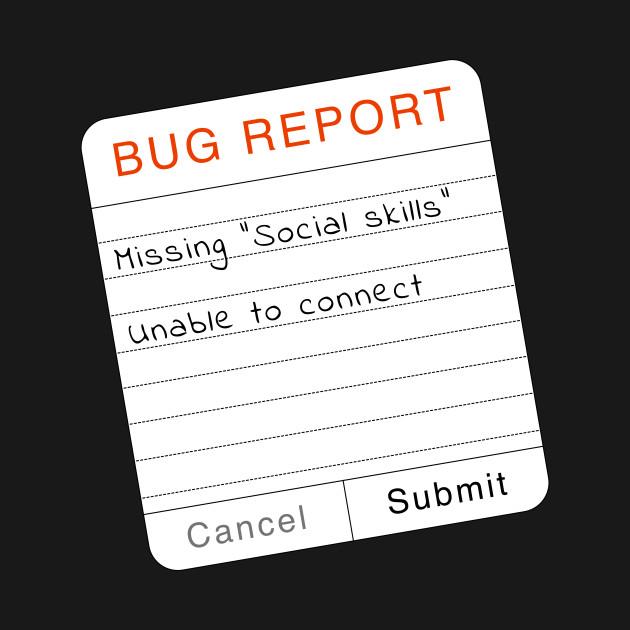 Bug Report: Missing Social Skills Module