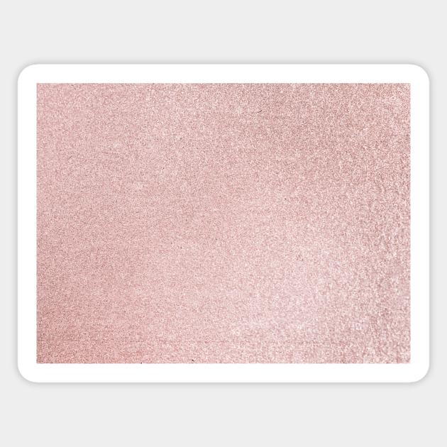 Blush Pink Glitter