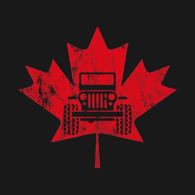 Jeep Canada Leaf
