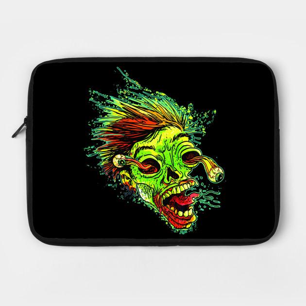 Zombie Eye Avulsion