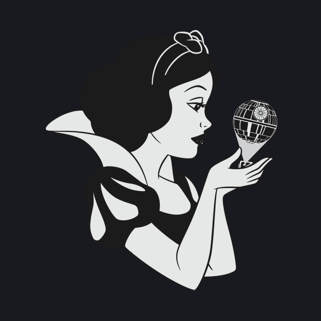 Snow White Death Star Plans Rogue One