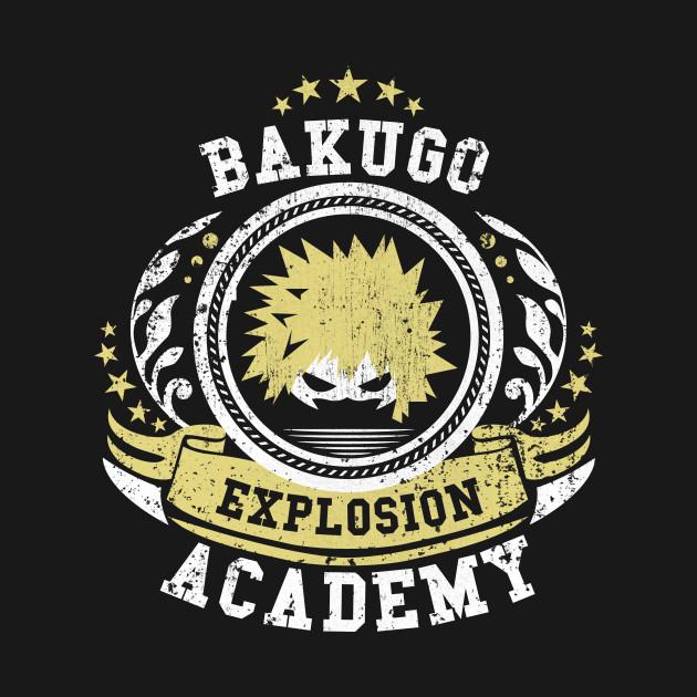 Bakugo Academy.