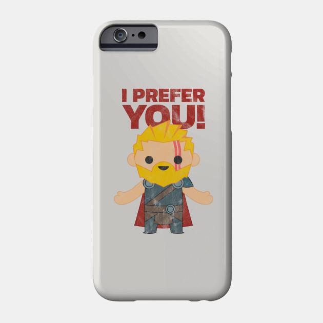 Thor (Ragnarok) Prefers You! by gabradoodle