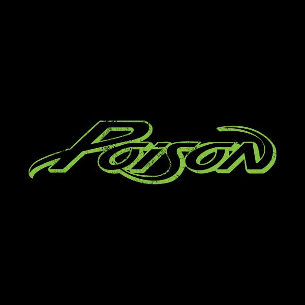 Poison 80s