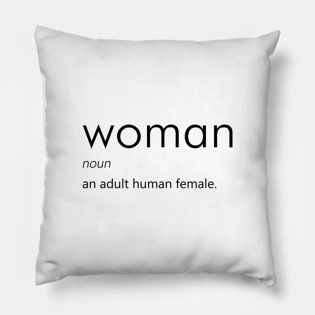 Woman (Definition)