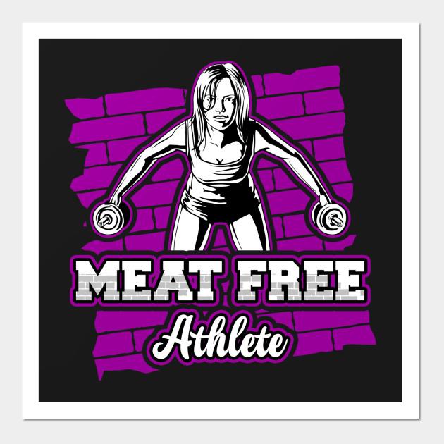 Meat Free Athlete Vegan Workout