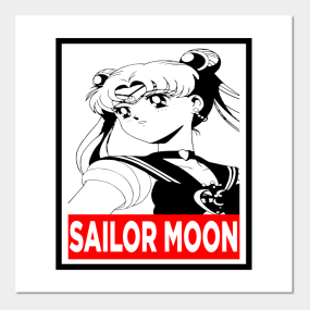 Sailor Moon 90s Posters and Art Prints | TeePublic