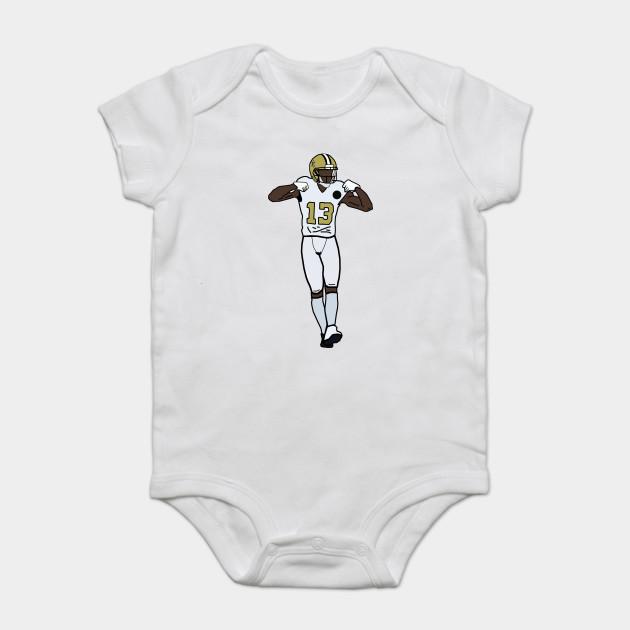 the latest 50349 ebcce Michael Thomas Touchdown Celebration NFL New Orleans Saints