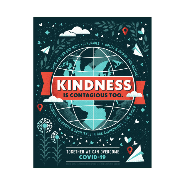 Kindness is Contagious Too