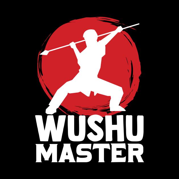 Wushu Master Chinese Kungfu Wushu Lover Wushu Staff