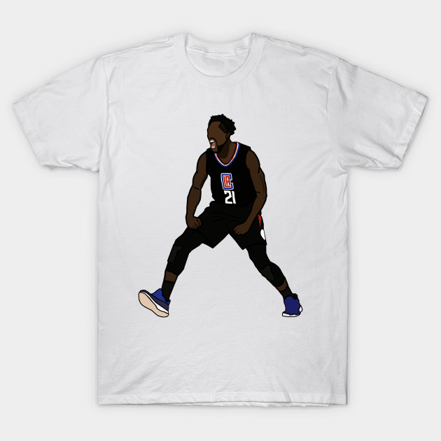 a4a0eaa24c1 Patrick Beverley Hyped - NBA Los Angeles Clippers - Nba - T-Shirt ...