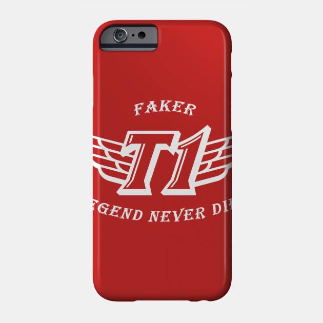 Faker Legend Never Die