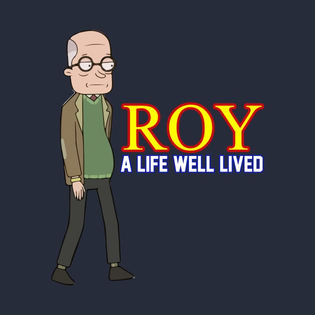 Roy (Rick & Morty)