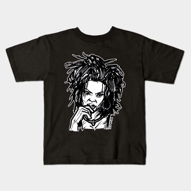 6f2419969 Miseducation Lauryn Hill Fugee - Old School - Kids T-Shirt   TeePublic