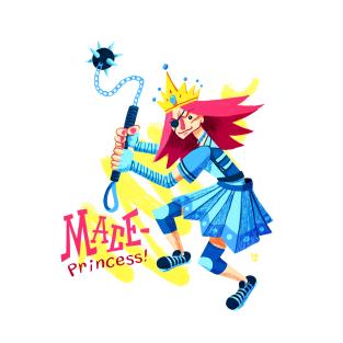 Mace-Princess!