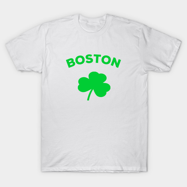 edd6d358 Boston St. Patrick's Day Shirt 2019 City Home MA State Massachusetts Irish  Lucky Flag Clover Shamrock Party Parade T-Shirt. New!