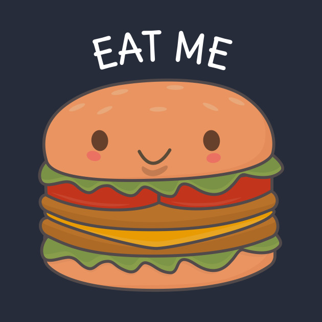 Cute and kawaii burger T-Shirt