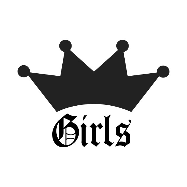 Girls with Crown