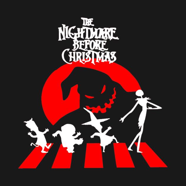 Nightmare Before Christmas Crossing