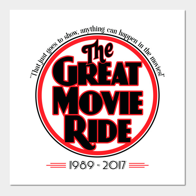 The Great Movie Ride 1989-2017