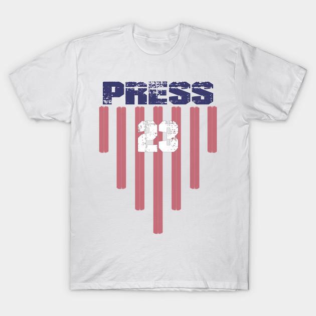 Christen Press #23   USWNT