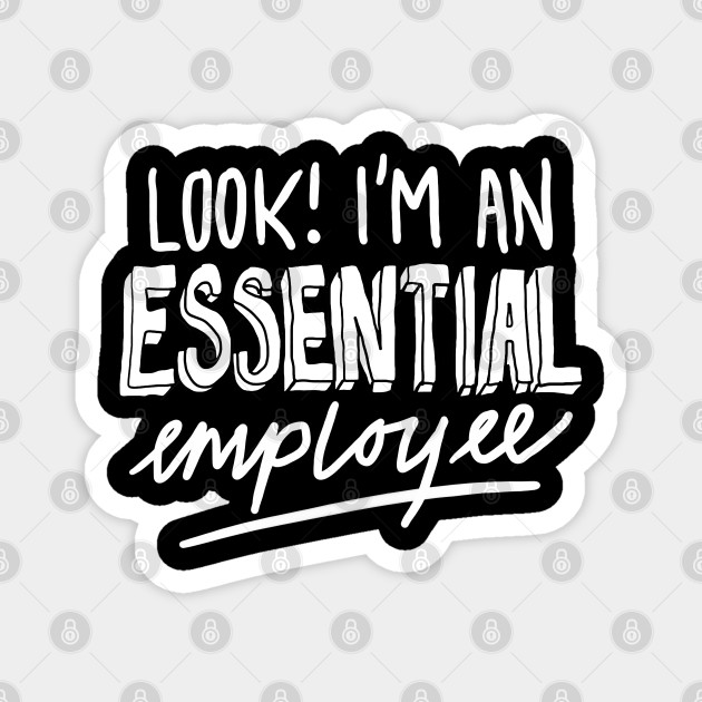 Funny Essential Employee Meme