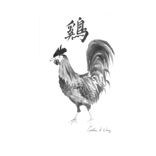 Zodiac - Rooster