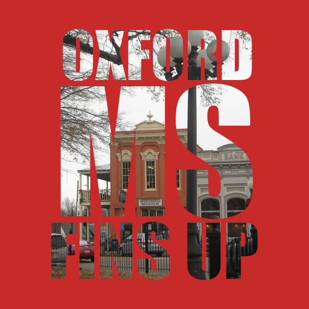 Oxford MS Fins Up