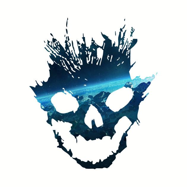 Halo Reach Emile Skull