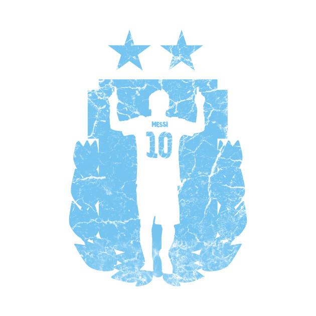 Messi (Argentina Blue)