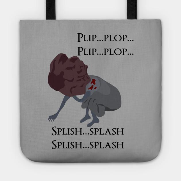 38de5fac5 Plip plop splish splash - Splash - Tote