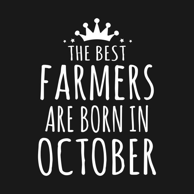 FARMER OCTOBER