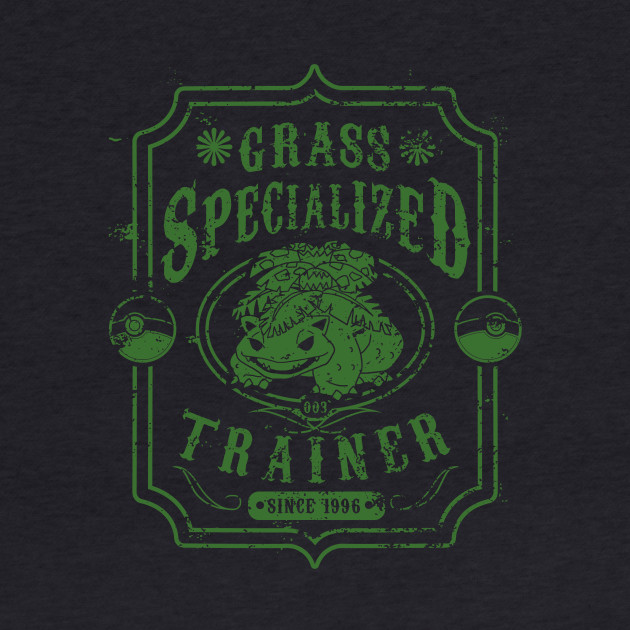 GRASS SPECIALIZED TRAINER
