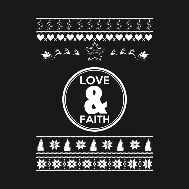 Merry Christmas LOVE & FAITH