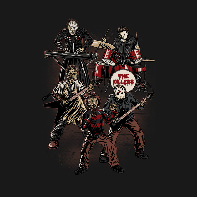 Death Metal Killer Music Horror