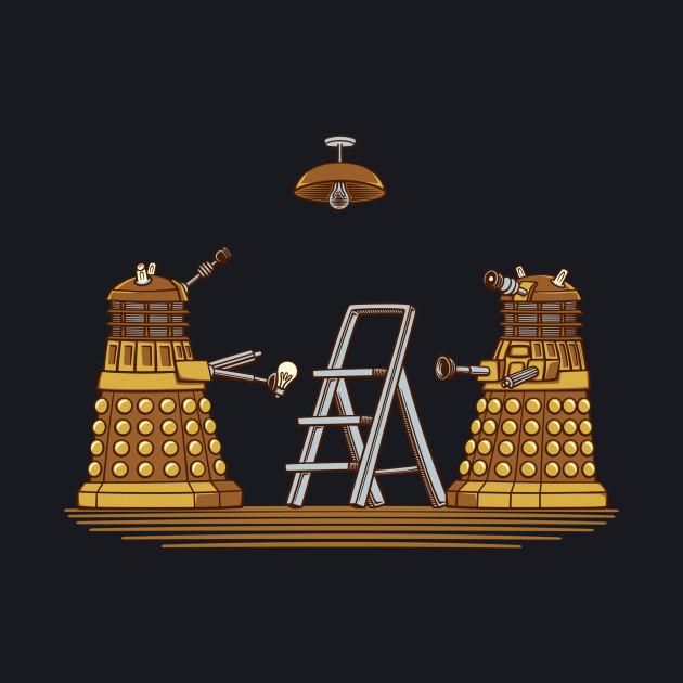 Dalek DIY