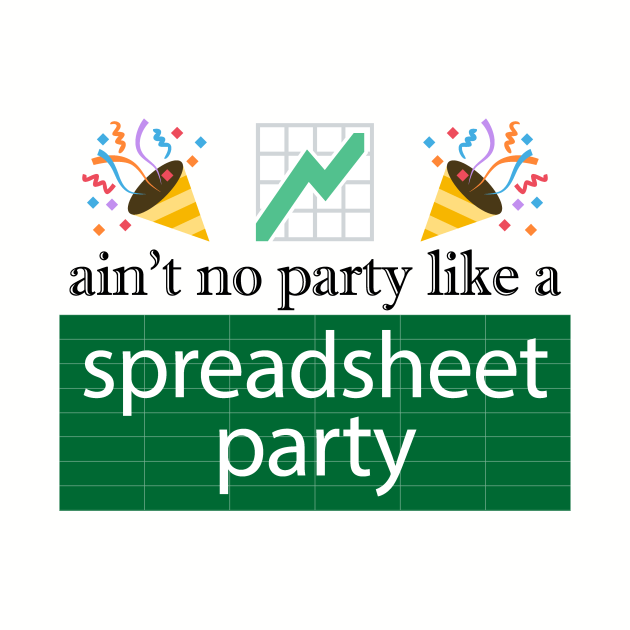 Funny Excel: Spreadsheet Party