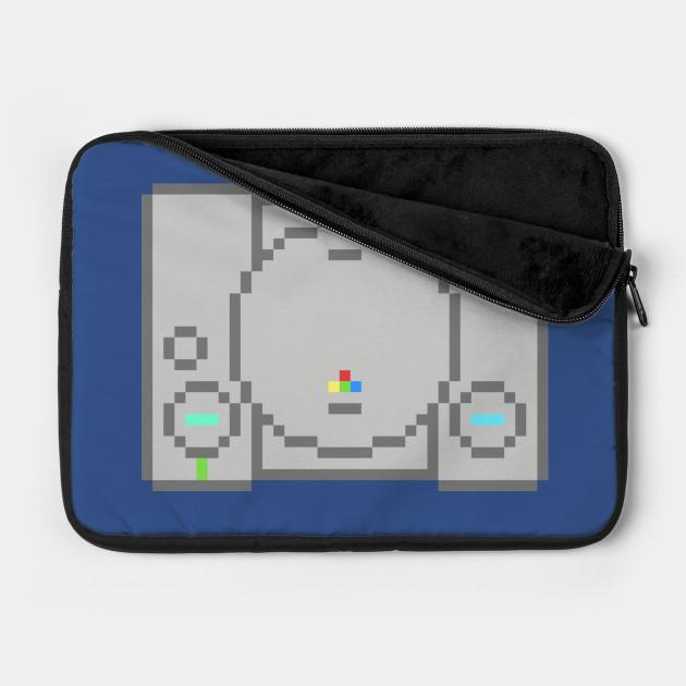 PlayStation Classic Retro Pixel Art