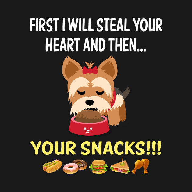 Steal Heart Yorkshire Terrier 15