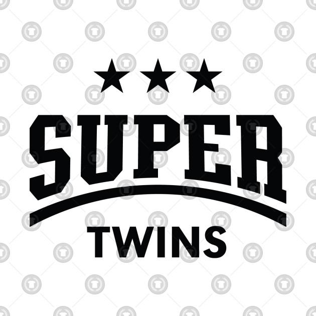 Super Twins (Black)