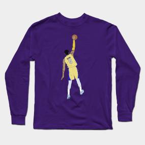 low priced e5505 7b1e3 Kyle Kuzma Long Sleeve T-Shirts | TeePublic