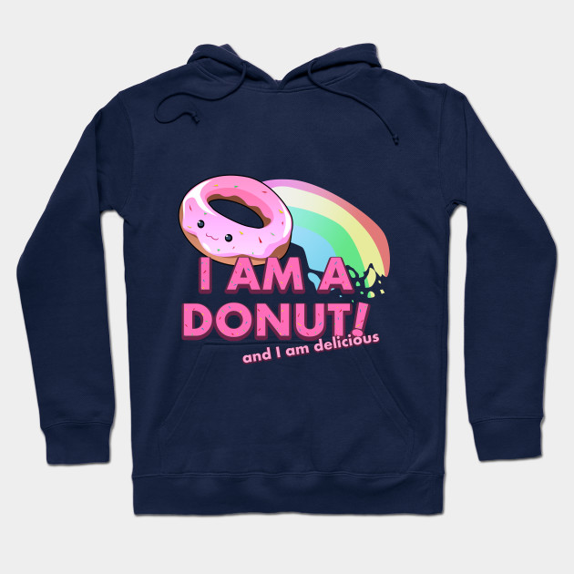 I am a Donut! And I am delicious