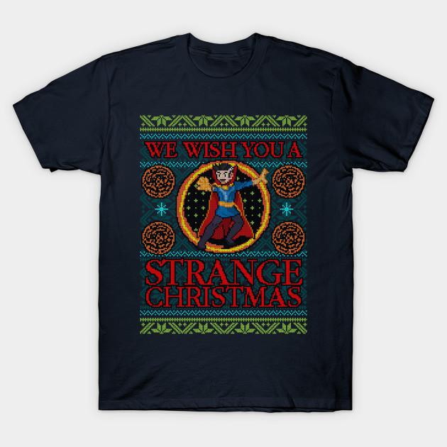 Dr Strange Ugly Sweater Dr Strange T Shirt Teepublic