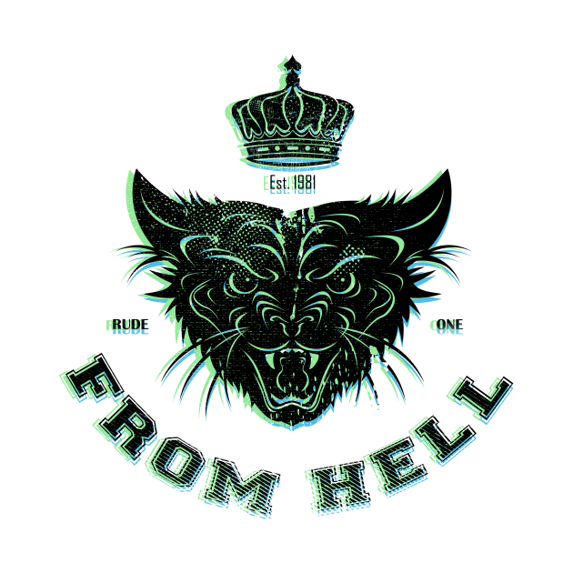 Pussy from Hell - Black